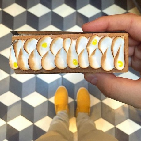 Desserted In Paris: I Explore Parisian Desserts And Shoes