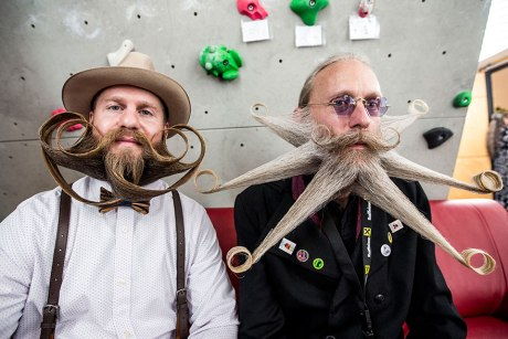 World's Most Epic Beards From 2015 World Beard And Moustache Championships